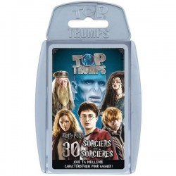HARRY POTTER - Top Trumps Speel kaarten 177790  Harry Potter