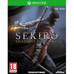 Sekiro : Shadow Die Twice - XBoxOne 167540  Xbox One