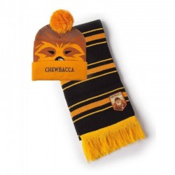 STAR WARS - Chewbacca - Beanie & Scarf 177974  Sjaals