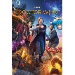 DOCTOR WHO - Poster 61X91 - Chaotic