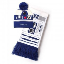STAR WARS - R2-D2 - Beanie & Scarf 177980  Sjaals