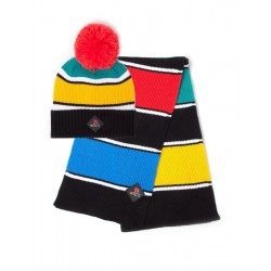 SONY - Playstation Retro Colors - Beanie & Scarf 178007  Mutsen