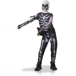 FORTNITE - Teen Disguise - Skull Trooper - (XL - 9-10yo) 178020  Verkleed Kostuum