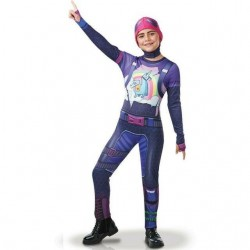 FORTNITE - Teen Disguise - Bright Bomber - (XL - 9-10yo) 178026  Verkleed Kostuum