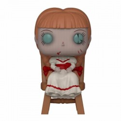 MOVIES - Bobble Head POP N° xxx - Anabelle - Annabelle in Chair 178078  Movies