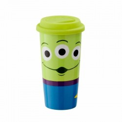 DISNEY - Travel Lidded Mug - Toy Story 4 - Aliens 178219  Harry Potter Bekers