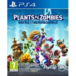 Plants Vs Zombies Battle for Neighborville - Playstation 4 178333  Playstation 4