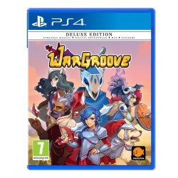 Wargroove Deluxe Edition - Playstation 4 178388  Playstation 4