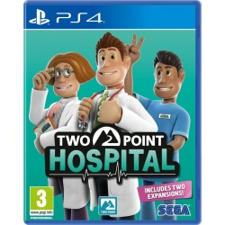 Two Point Hospital - Playstation 4 178390  Playstation 4