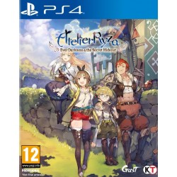 Atelier Ryza - Ever Darkness & the Secret Hideo (JPN voice + UK Text) - Playstation 4 178393  Playstation 4