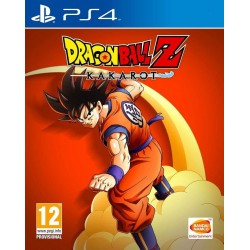 Dragon Ball Z Kakarot - Playstation 4 178548  Playstation 4