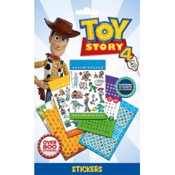 TOY STORY 4 - 800 Sticker Set - Characters 178765  Stickers