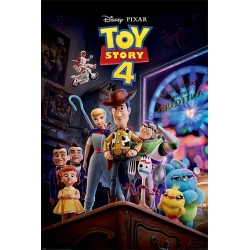 TOY STORY 4 - Poster 61X91 - Antique Shop Anarchy 178769  Posters