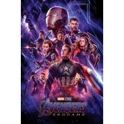 AVENGERS - Poster 61X91 - Endgame - Journey's End 178771  Posters