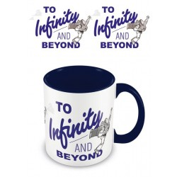 TOY STORY - Coloured Inner Mug - To Infinity and Beyond 178777  Toy Story
