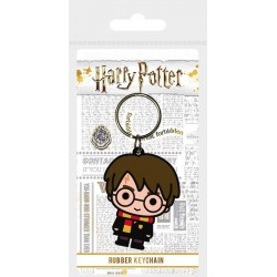 HARRY POTTER - Rubber Keychain - Harry Chibi 167506  Sleutelhangers