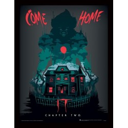 IT - Framed 30X40 Print - Chapter 2 - Come Home 178803  Frames