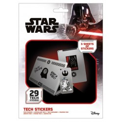 STAR WARS - Tech Stickers Pack - Force 178805  Stickers