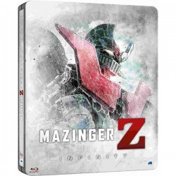 MAZINGER Z INFINITY - Blu Ray STEELBOX Edition