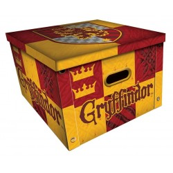 HARRY POTTER - Gryffindor - Storage Box (36.7 x 36.7 x 23.8cm) 178819  Opberg Boxen