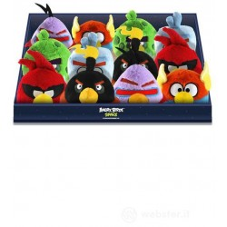 ANGRY BIRDS SPACE - Animated Plushes 20 Cm (8 stuks) 132965  Knuffelberen