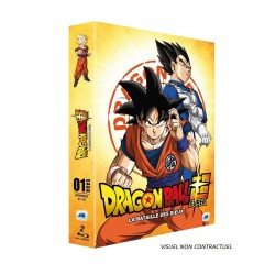 DRAGON BALL SUPER - Vol 1 - La Bataille des Dieux (2BR)