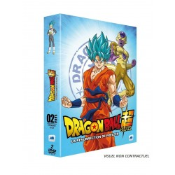 DRAGON BALL SUPER - Vol 2 - La Résurrection de Freezer (3DVD)