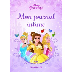 Disney - Mon journal intime Princesse 178946  Dagboeken - Diaries