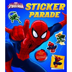 Ultime Spider-Man - Sticker Parade 178963  Stickers