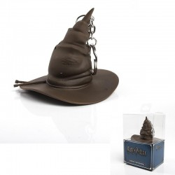 HARRY POTTER - Sorting Hat 3D Keychain with Sound - 6cm 167487  Sleutelhangers