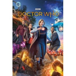 DOCTOR WHO - Poster 61X91 - Group 179020  Posters