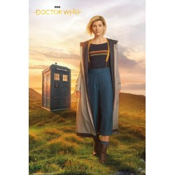 DOCTOR WHO - Poster 61X91 - 13th Doctor 179022  Posters