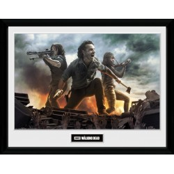THE WALKING DEAD - Collector Print 30X40 - Fire 179030  Posters