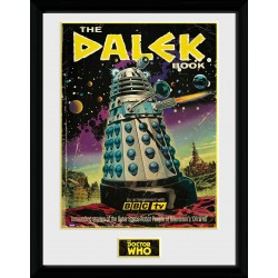 DOCTOR WHO - Collector Print 30X40 - The Dalek Who 179035  Collector Print Canvas