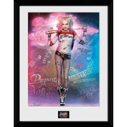 SUICIDE SQUAD - Collector Print 30X40 - Harley Quinn 179036  Posters
