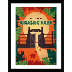 JURASSIC PARK - Collector Print 30X40 - Welcome 179042  Posters