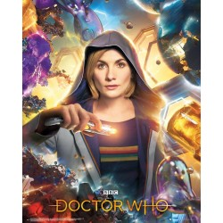 DOCTOR WHO - Mini Poster 40X50 - Universe Calling 179056  Posters