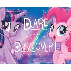 MY LITTLE PONY - Mini Poster 40X50 - Dare to Discover 179084  Posters