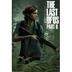 THE LAST OF US - Poster 61X91 - Part 2 - Ellie 179096  Posters