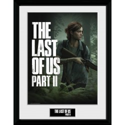 THE LAST OF US - Collector Print 30X40 - Part 2 - Key Art 179097  Posters