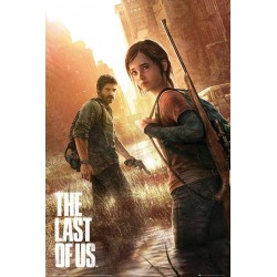 THE LAST OF US - Poster 61X91 - Key Art 179098  Posters
