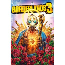 BORDERLANDS 3 - Poster 61X91 - Cover 179134  Posters