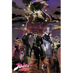 JOJO'S BIZARRE ADVENTURE - Poster 61X91 - Group 179137  Posters