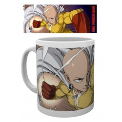 ONE PUNCH MAN - Mug - 315 ml - Saitama Punch 179163  Drinkbekers - Mugs
