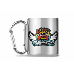 PLAYSTATION - Carabiner Mug - 240ml - Wings 179230  Playstation