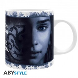 GAME OF THRONES - Beker 320 ml - 2 Queens - Subli 179294  Drinkbekers - Mugs