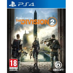 The Division 2 - Playstation 4 167459  Playstation 4