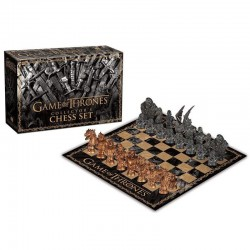 GAME OF THRONES - Collector chess game 179306  Schaak Borden