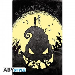 NIGHTMARE BEFORE CHRISTMAS - Poster 91X61 - Oogie Boogie 179313  Posters