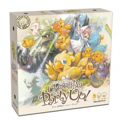 CHOCOBO PARTY UP - Board Game 179314  Bord Spellen